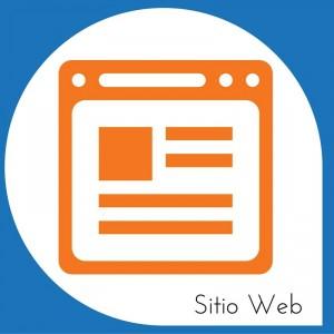 icono sitio web