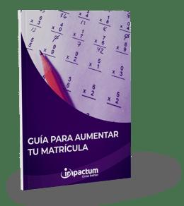 mockup Guía para aumentar tu matrícula