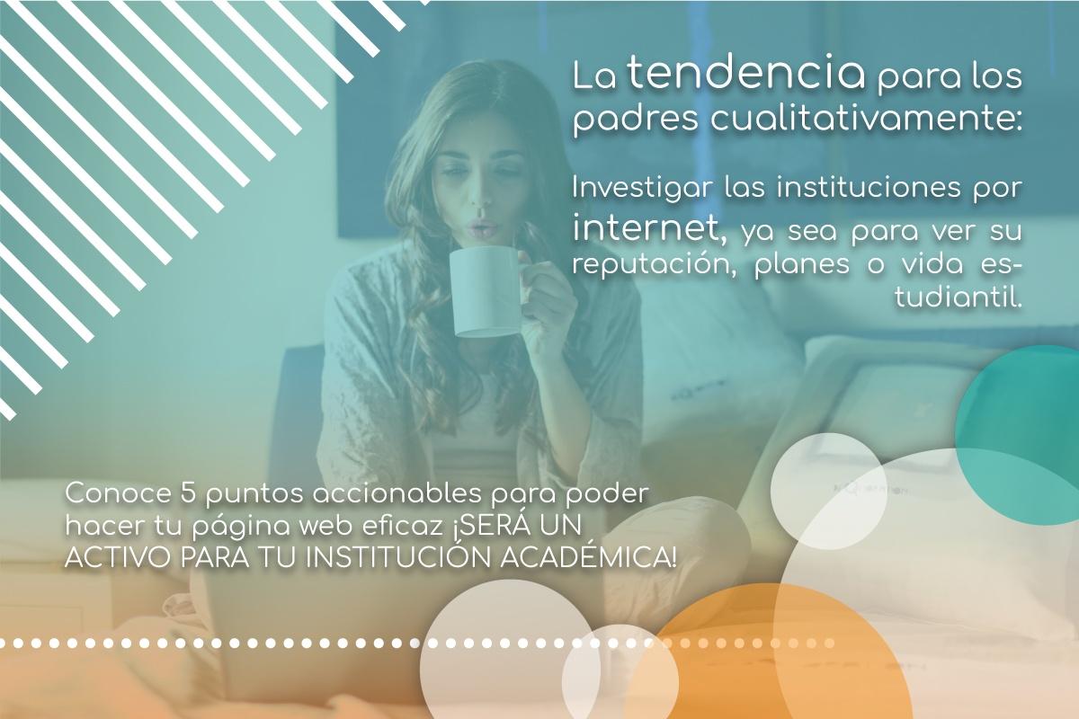 páginas web para escuelas