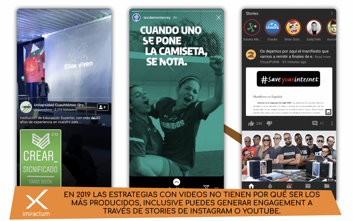 video-marketing en 2019
