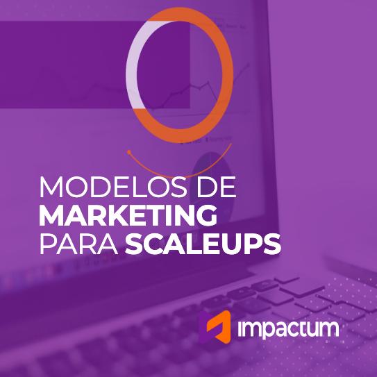 Modelo de marketing para SCALE UPS