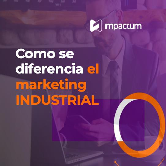 Cómo se diferencía el marketing industrial