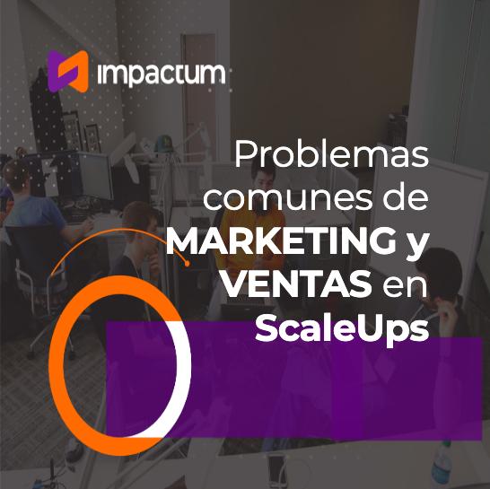 Problemas en el marketing y ventas en las Startups